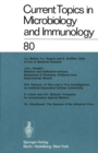 Current Topics in Microbiology and Immunology : Volume 80 - eBook