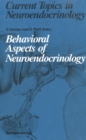 Behavioral Aspects of Neuroendocrinology - eBook