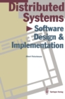 Distributed Systems : Software Design and Implementation - eBook