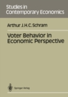 Voter Behavior in Economics Perspective - eBook