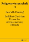 Buddhist-Christian Encounter in Contemporary Thailand - eBook