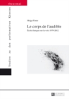 Le corps de l'audible : Ecrits francais sur la voix 1979-2012 - eBook
