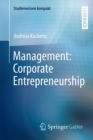 Management: Corporate Entrepreneurship - eBook