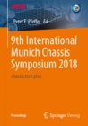 9th International Munich Chassis Symposium 2018 : chassis.tech plus - eBook