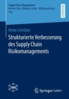 Strukturierte Verbesserung Des Supply Chain Risikomanagements - Book