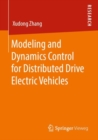 Modeling and Dynamics Control for Distributed Drive Electric Vehicles - eBook