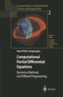 Computational Partial Differential Equations : Numerical Methods and Diffpack Programming - eBook