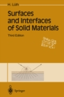 Surfaces and Interfaces of Solid Materials - eBook
