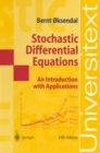 Stochastic Differential Equations : An Introduction with Applications - eBook