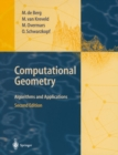 Computational Geometry : Algorithms and Applications - eBook