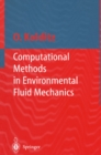 Computational Methods in Environmental Fluid Mechanics - eBook