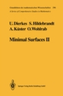 Minimal Surfaces II : Boundary Regularity - eBook