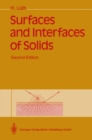Surfaces and Interfaces of Solids - eBook