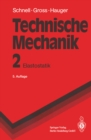 Technische Mechanik : Elastostatik - eBook
