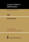 The Red Book of Varieties and Schemes - eBook
