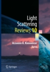 Light Scattering Reviews 10 : Light Scattering and Radiative Transfer - eBook