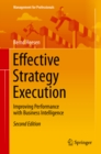 Effective Strategy Execution : Improving Performance with Business Intelligence - eBook