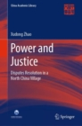 Power and Justice : Disputes Resolution in a North China Village - eBook