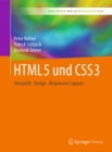 HTML5 und CSS3 : Semantik - Design - Responsive Layouts - eBook