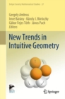 New Trends in Intuitive Geometry - eBook