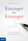 Kissinger uber Kissinger - eBook