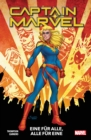 Captain Marvel 1 - Eine fur alle, alle fur eine - eBook
