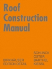 Roof Construction Manual : Pitched Roofs - Book