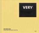Ed Ruscha-VERY : Works from the UBS Art Collection - Book