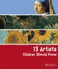 13 Artists Children Should Know - Book