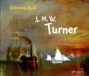 J M W Turner Coloring Book - Book