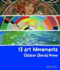 13 Art Movements Children Should Know - Book