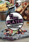 We Want Plates - Book