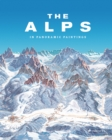 Alps: In Panoramic Paintings - Book