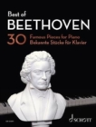 Best of Beethoven : 30 Famous Pieces for Piano - Book