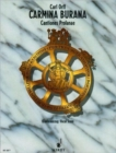 Carmina Burana Vocal Score - Book