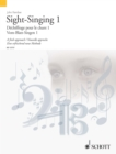 Sight-Singing 1 - eBook