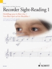 Recorder Sight-Reading 1 - eBook