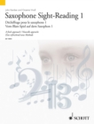 Saxophone Sight-Reading 1 - eBook