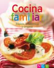 Cocina familiar - eBook