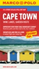 Cape Town (Wine Lands, Garden Route) Marco Polo Guide - Book
