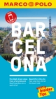 Barcelona Marco Polo Pocket Travel Guide - with pull out map - Book