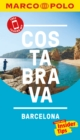 Costa Brava Marco Polo Pocket Travel Guide - with pull out map - Book