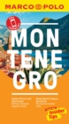 Montenegro Marco Polo Pocket Travel Guide - with pull out map - Book