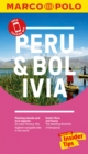 Peru and Bolivia Marco Polo Pocket Travel Guide - with pull out map - Book
