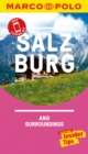 Salzburg Marco Polo Pocket Travel Guide - with pull out map - Book