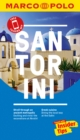 Santorini Marco Polo Pocket Travel Guide - with pull out map - Book