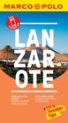 Lanzarote Marco Polo Pocket Travel Guide - with pull out map - Book