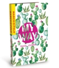 My Way Marco Polo Travel Journal - Cactus - Book