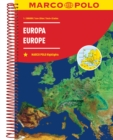 Europe Marco Polo Road Atlas - Book