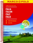 Italy Marco Polo Road Atlas - Book